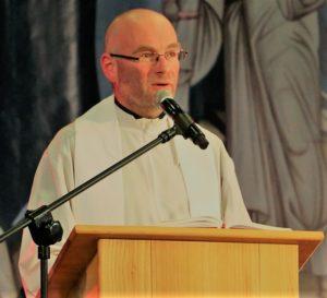 Ksiądz dyrektor Domu Diecezjalnego TABOR