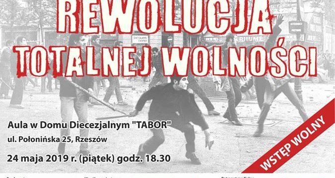 """Projekcja filmu """"Rewolucja Totalnej Wolności"""""""