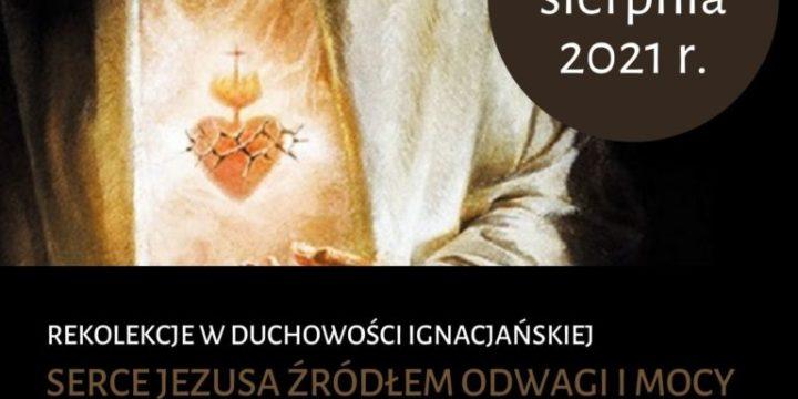 Transmisja Rekolekcji w Duchowości Ignacjańskiej